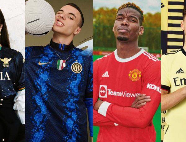 2021 22 football kit highlights nike adidas puma kappa 600x460 - 即将开踢!盘点 2021/22 赛季球衣设计
