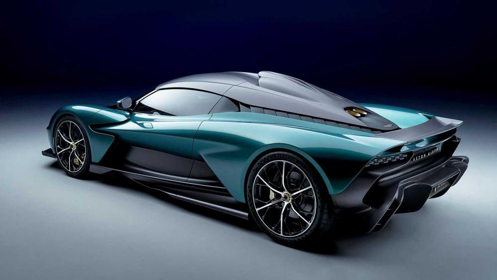 2021 hybrid supercars aston martin valhalla 002 - 3 辆混合动力超跑推荐!