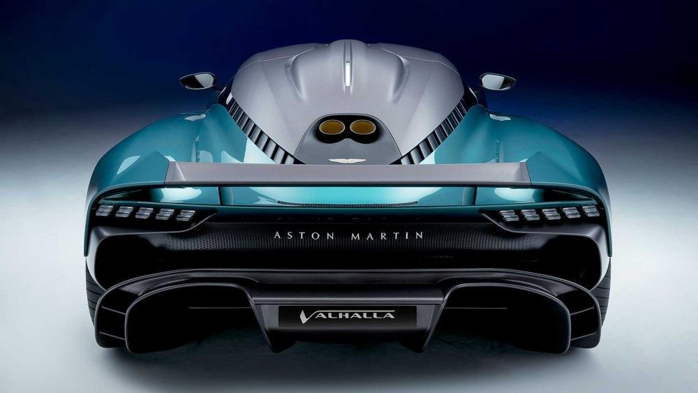 2021 hybrid supercars aston martin valhalla 003 - 3 辆混合动力超跑推荐!