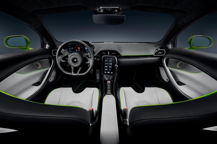 2021 hybrid supercars mclaren artura 003 - 3 辆混合动力超跑推荐!