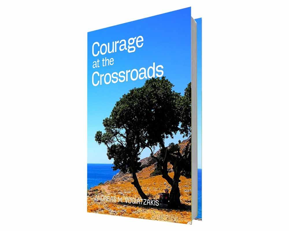 book author malaysia 100 most inspirational linkedin icons courage at the crossroads andreas vogiatzakis - 大马 LinkedIn 百大励志名人撰写的书