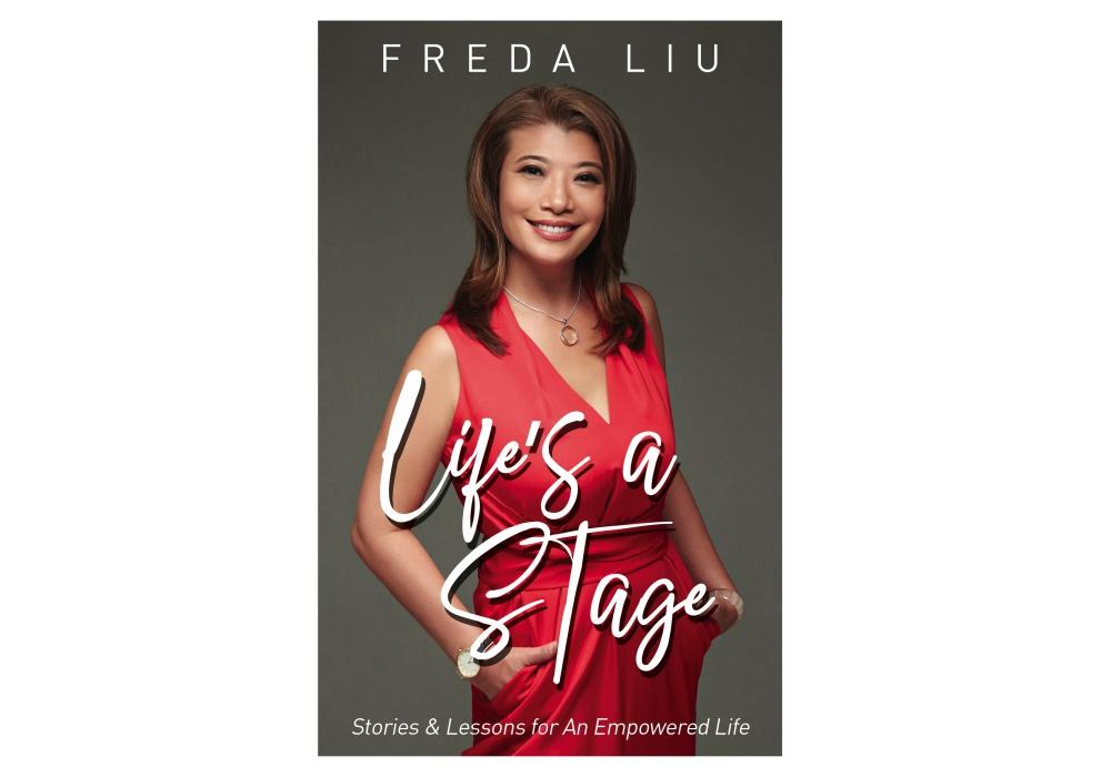book author malaysia 100 most inspirational linkedin icons lifes a stag freda liu - 大马 LinkedIn 百大励志名人撰写的书