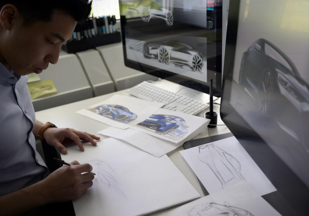 bwm design car of future in seven steps 003 - 揭秘 BMW 车型设计全过程
