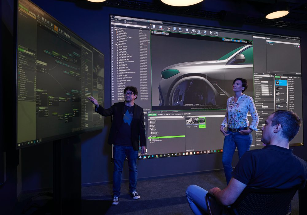 bwm design car of future in seven steps 006 - 揭秘 BMW 车型设计全过程