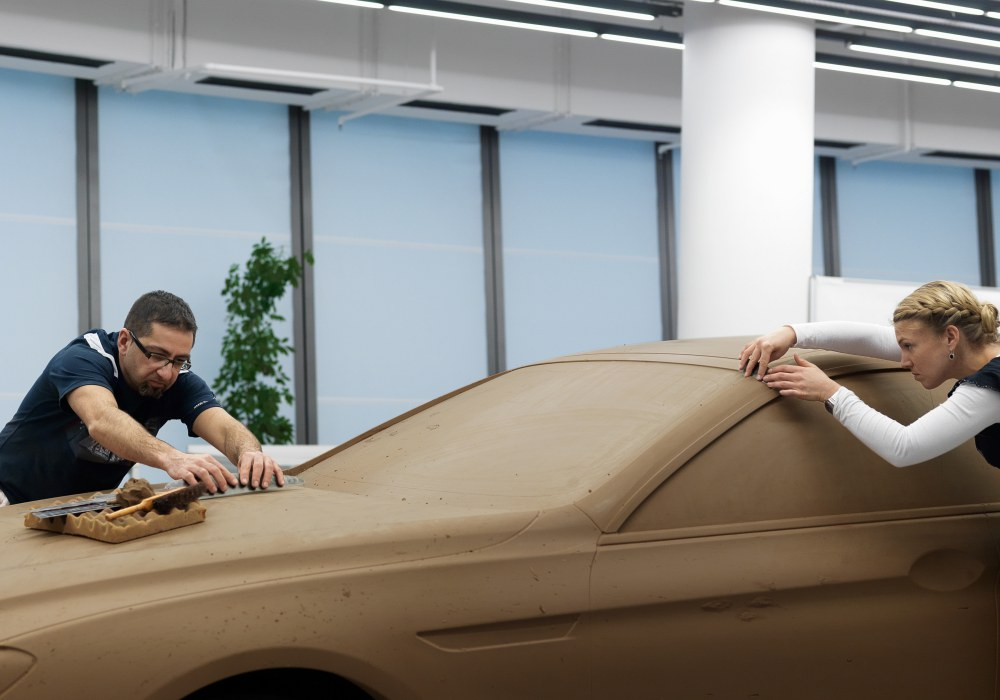 bwm design car of future in seven steps 007 - 揭秘 BMW 车型设计全过程