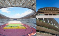 kengo kuma tokyo olympics japan natioanal stadium 240x150 - 细赏建筑大师隈研吾设计的东京奥运主场馆
