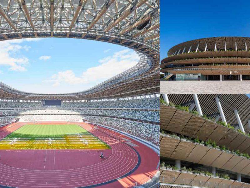 kengo kuma tokyo olympics japan natioanal stadium 800x600 - Home