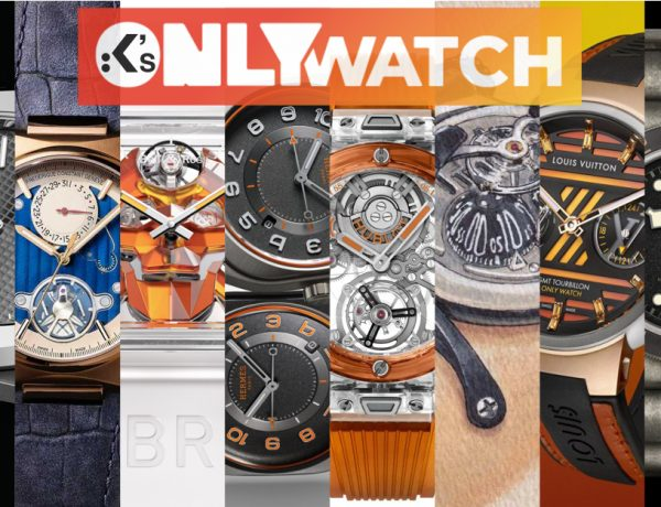 kingssleeve onlywatch highlight cover 2021 600x460 - Only Watch 2021:10 款最亮眼的钟表孤品