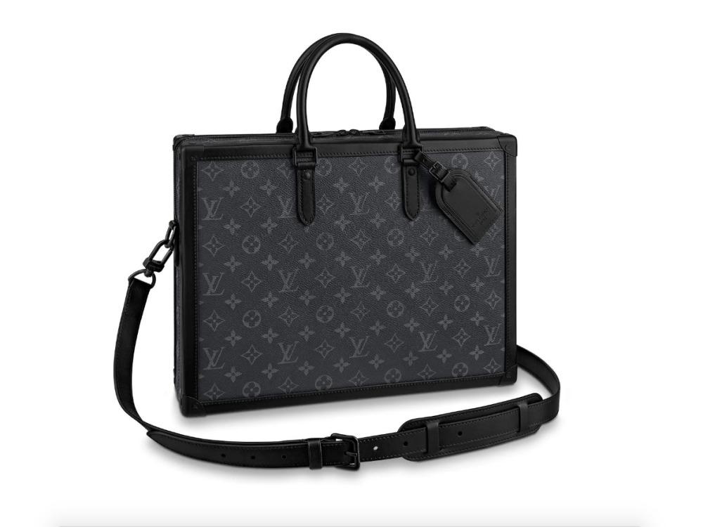 ks select best business briefcase louisvuitton softtrunk - K's Select|实用有型!10款精品公事包推荐