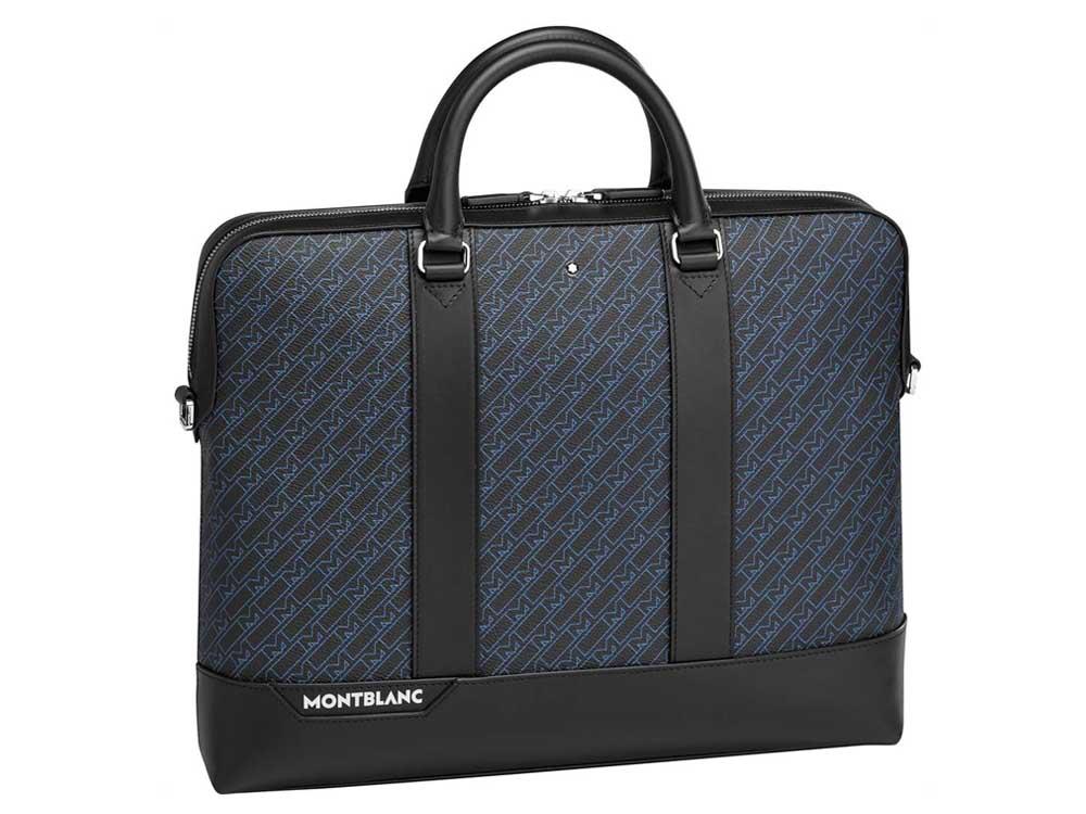 ks select best business briefcase montblanc mgram 4810 - K's Select|实用有型!10款精品公事包推荐