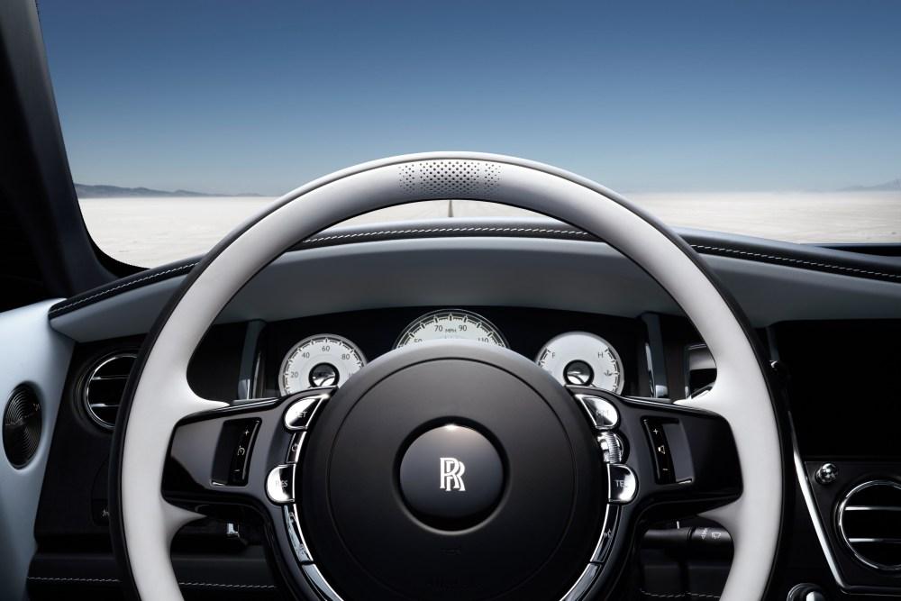 rolls royce black badge landspeed georgeeyston 001 - 致敬极速传奇!Rolls-Royce 陆地极速典藏版车型