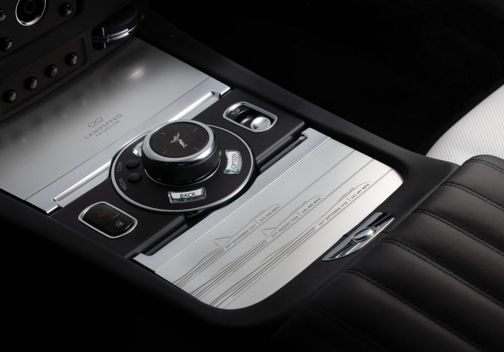 rolls royce black badge landspeed georgeeyston 002 - 致敬极速传奇!Rolls-Royce 陆地极速典藏版车型