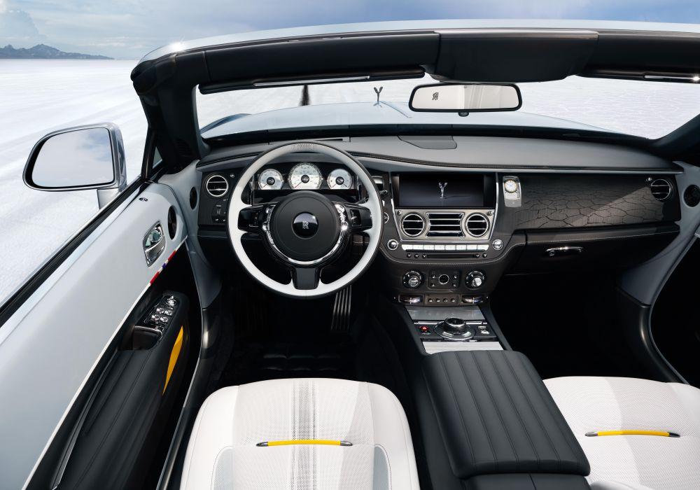 rolls royce black badge landspeed georgeeyston 005 - 致敬极速传奇!Rolls-Royce 陆地极速典藏版车型