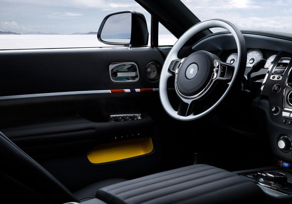 rolls royce black badge landspeed georgeeyston 006 - 致敬极速传奇!Rolls-Royce 陆地极速典藏版车型