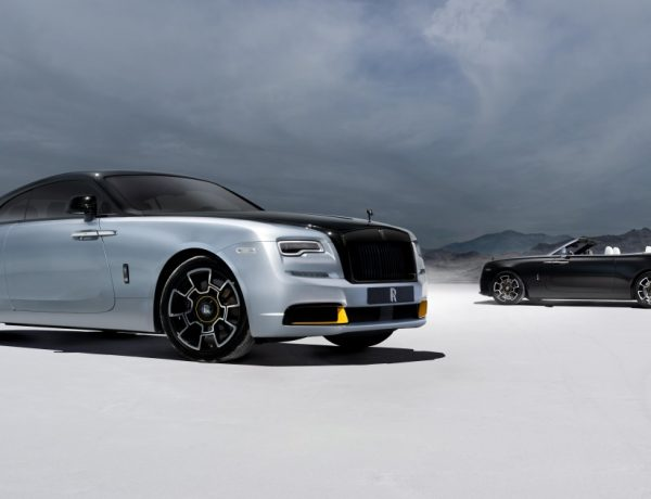 rolls royce black badge landspeed georgeeyston 600x460 - 致敬极速传奇!Rolls-Royce 陆地极速典藏版车型