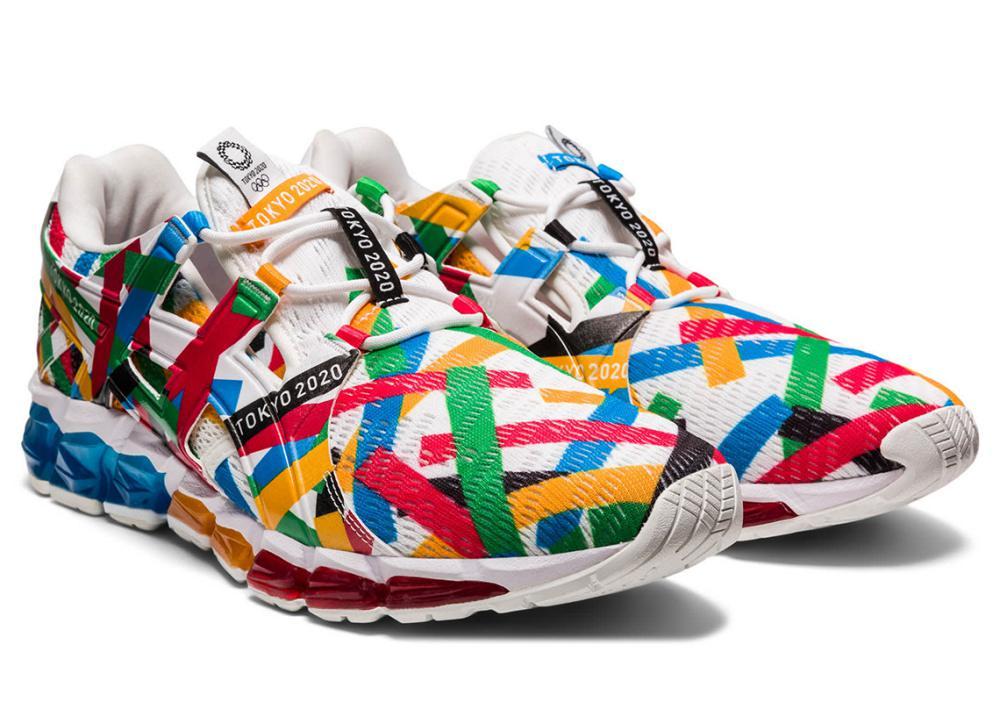 sportswear brands for tokyo olympics collection asics - 一次看完东京奥运限定运动装备系列