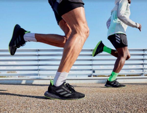 4dfwd close up man leg running 600x460 - Adidas 为跑步爱好者打造的高端跑步鞋,激励跑者跑下去!