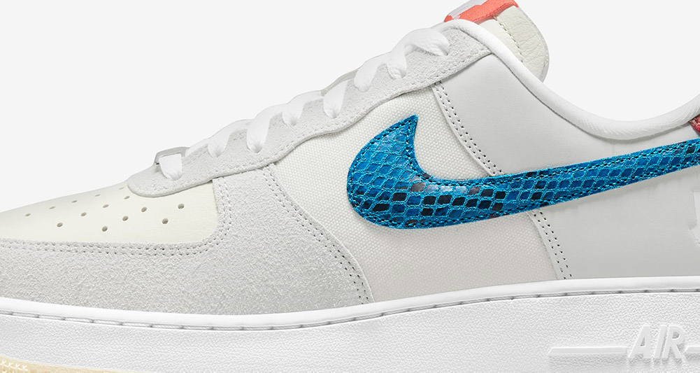 air force side of shoe - UNDEFEATED x Nike 最新发布5 ON IT男子运动鞋联名系列