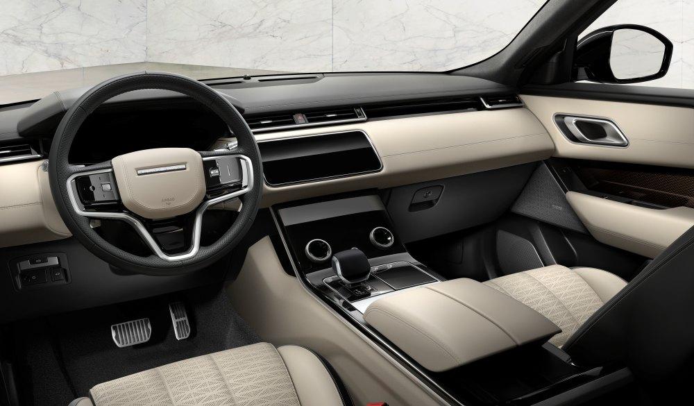 enhanced interior of the range rover velar - 全新加强型内装创造沉浸式体验,Range Rover Velar 正式在大马发售!