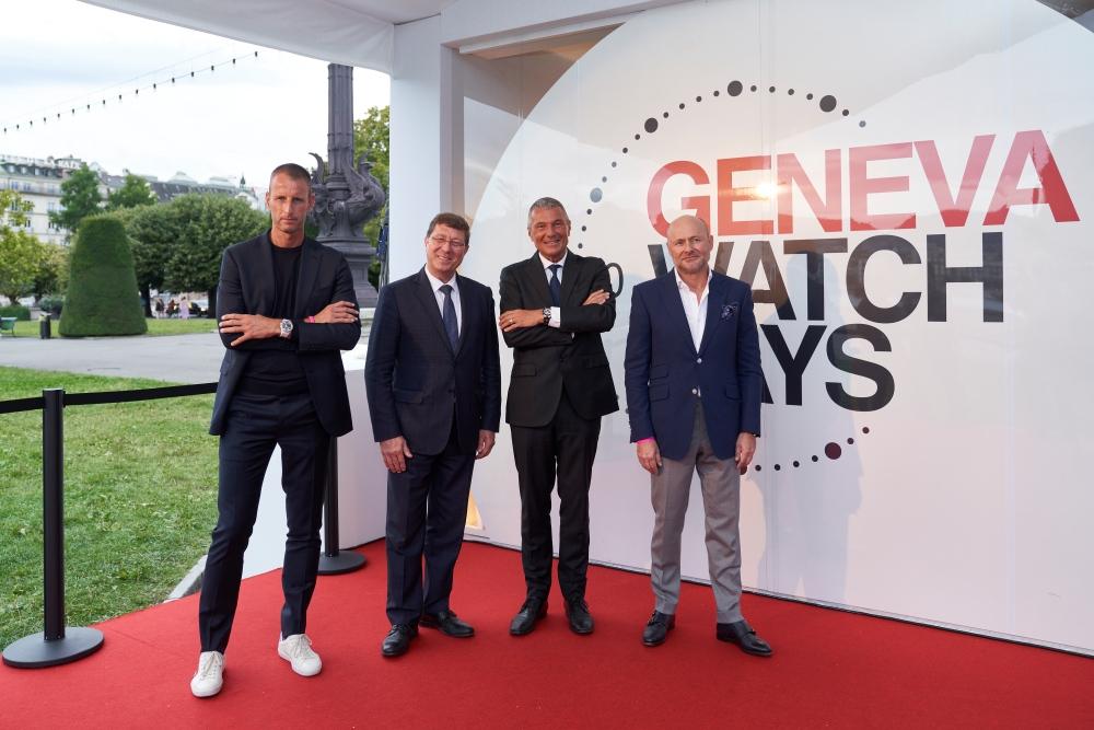 """geneva watch day 20th day - Geneva Watch Days 2021 今天开跑!以""""实体数位化""""模式举行"""