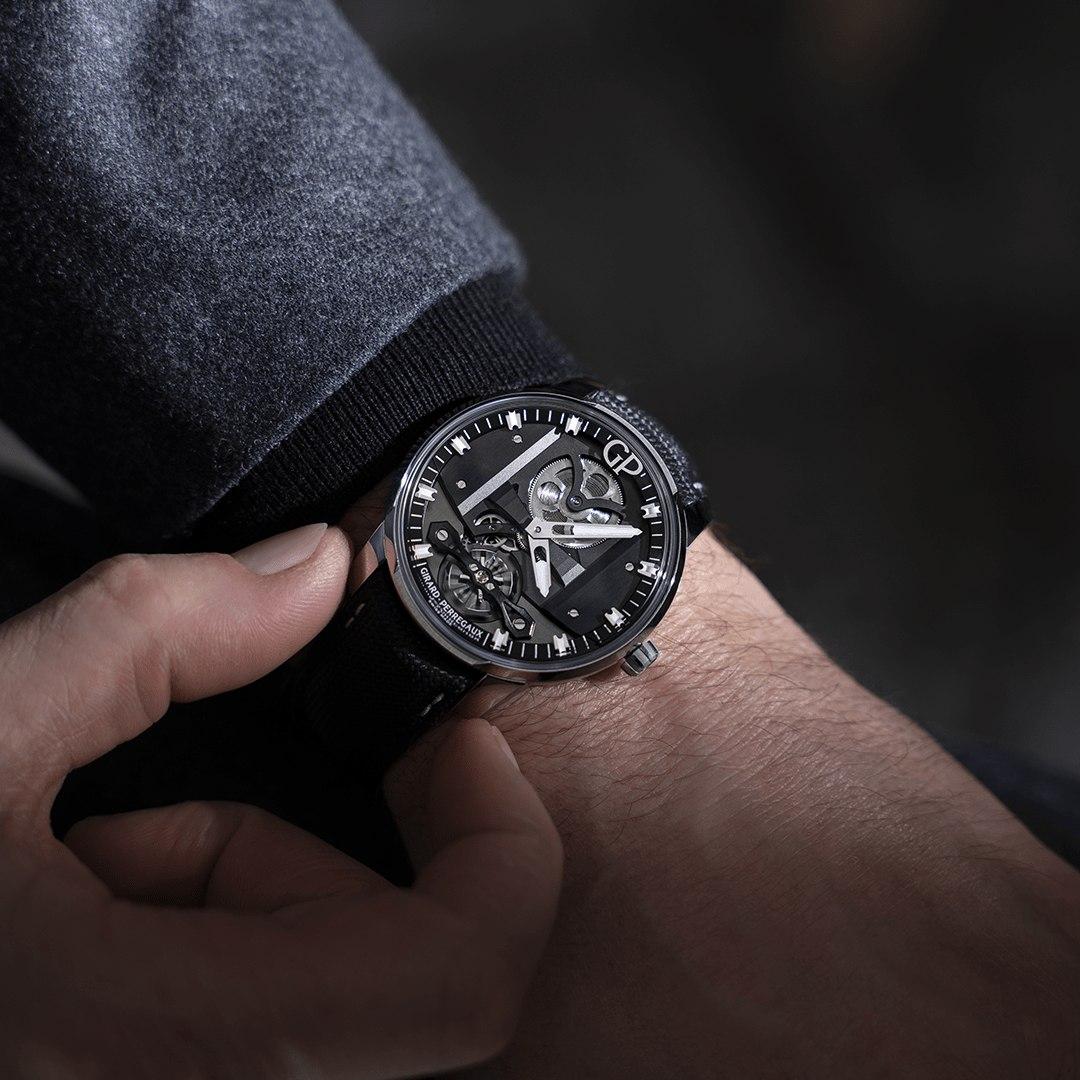 "girard perregaux geneva watch days 2021 - Geneva Watch Days 2021 今天开跑!以""实体数位化""模式举行"