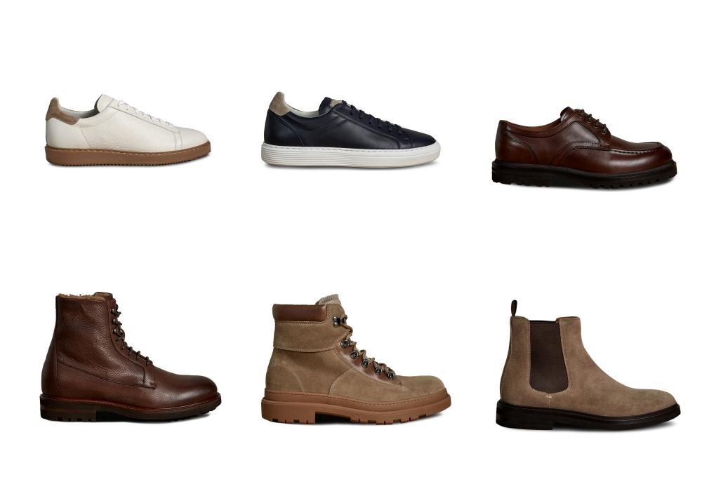 men shoes - Brunello Cucinelli 冬季男女装系列,开辟新风格织造时间的艺术!