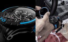 roger dubuis excalibur spider pirelli 2021 240x150 - 一触即发,从改变游戏规则开始;全新 Roger Dubuis Excalibur Spider Pirelli 登场