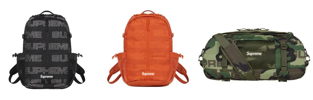 superme bags - Supreme 2021秋冬系列正式发布,是一如往常的复古风!