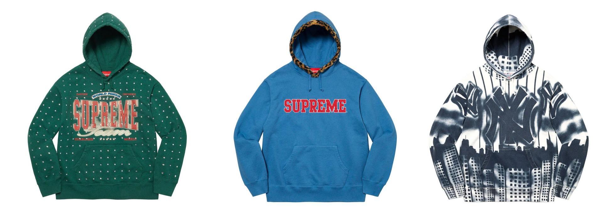 superme jacket - Supreme 2021秋冬系列正式发布,是一如往常的复古风!