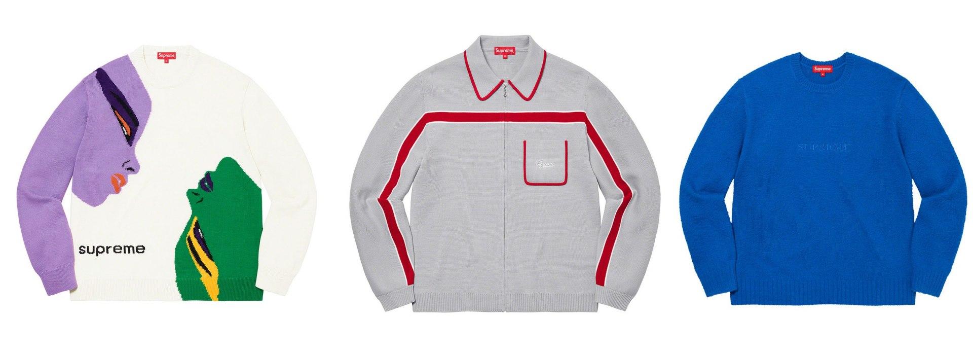 superme t shirt - Supreme 2021秋冬系列正式发布,是一如往常的复古风!