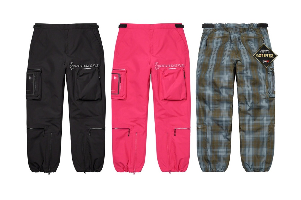 superme trousers - Supreme 2021秋冬系列正式发布,是一如往常的复古风!