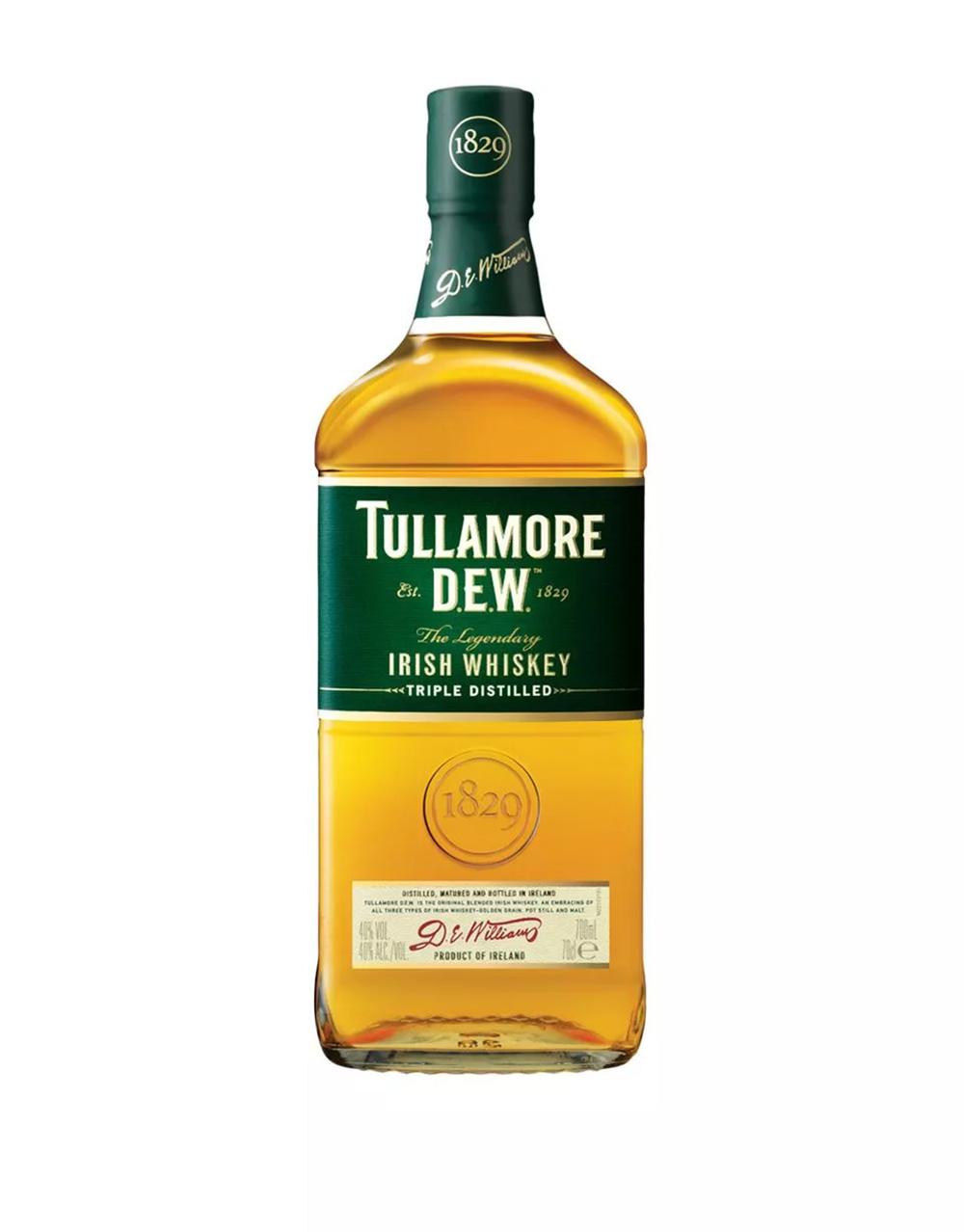 tullamore dew - 6款适合新手的入门级威士忌