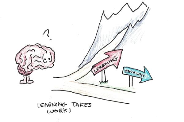 ultralearning path of least resistance - K's Read: 《超速学习》9条法则 学习如何学习