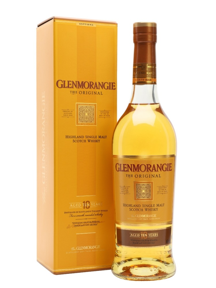 Glenmorangie The Original 10 Year Old - 威士忌入门:什么是单一麦芽威士忌?