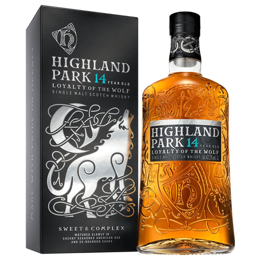 Highland Park Loyalty of the Wolf Single Malt Scotch Whisky 14 Year Old - 威士忌入门:什么是单一麦芽威士忌?