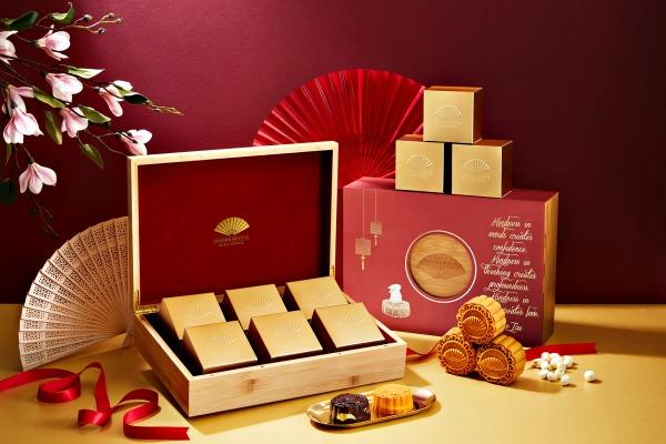 Mandarin Oriental mooncake 2021 2 - 12款最适合商务送礼的高级月饼礼盒
