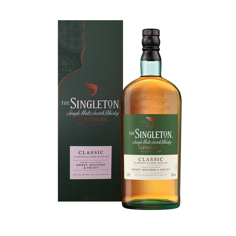 The Singleton Glendullan Classic Single Malt Scotch Whisky - 威士忌入门:什么是单一麦芽威士忌?