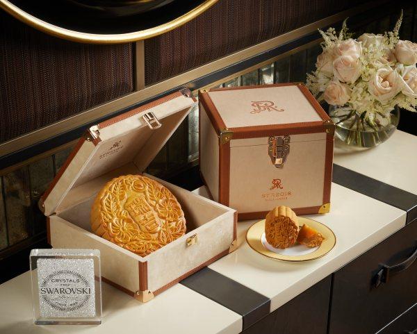 The St. Regis KL mooncake 2021 3 - 12款最适合商务送礼的高级月饼礼盒