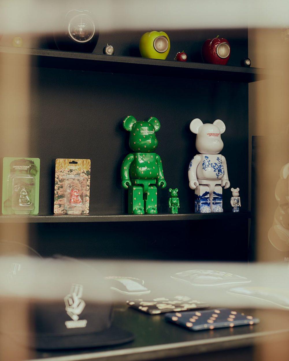 be rbrick on cabinet - MR PORTER 推出 Super Mart 企划,凑集各知名品牌的标志性产品!