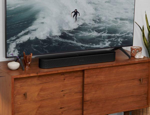 beam tv surfing 600x460 - Sonos Beam 新代,Dolby Atmos 技术让你打造自己的居家影院!