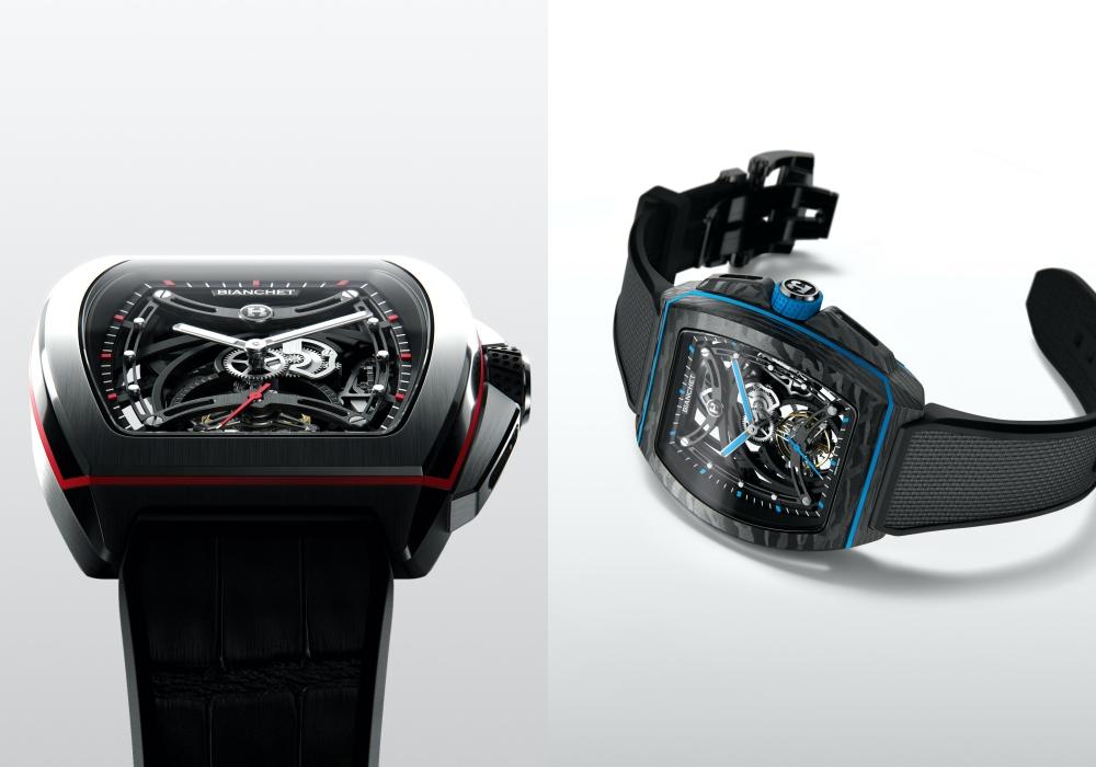 bianchet tourbillon b1618 openwork 1 - 一览 Geneva Watch Days 2021 最受瞩目的6款腕表