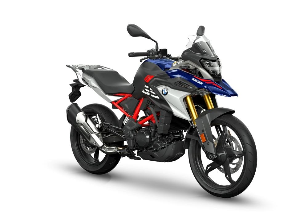 bmw g 310 gs rallye style - BMW Motorrad 推出6款摩哆车,让你轻松又安全地在路上驰骋