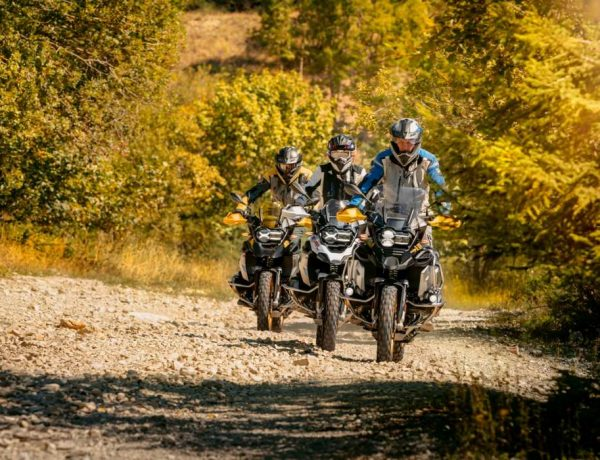 bmw r 1250 gs for cover 600x460 - BMW Motorrad 推出6款摩哆车,让你轻松又安全地在路上驰骋
