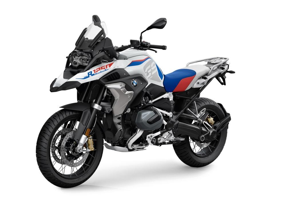 bmw r 1250 gs style rallye - BMW Motorrad 推出6款摩哆车,让你轻松又安全地在路上驰骋