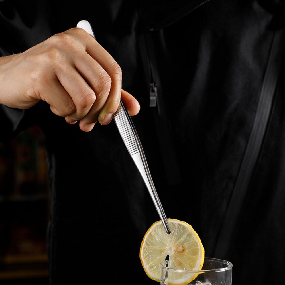 cocktail tweezers - Home Bar 居家调酒的必备用具!