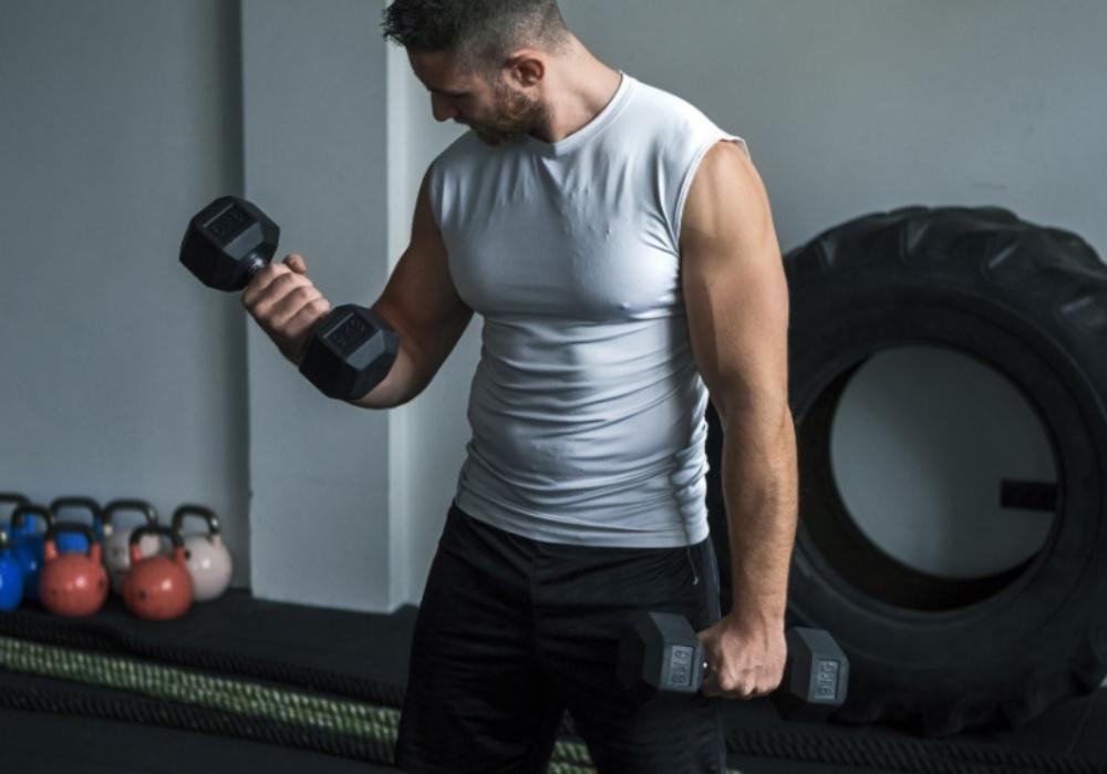 dumbbell lifting - 我们应该如何面对与处理焦虑?