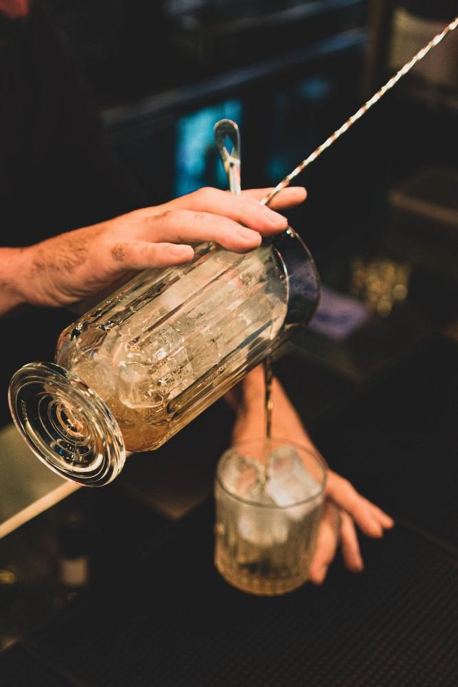essential home bar tools bar spoon - Home Bar 居家调酒的必备用具!