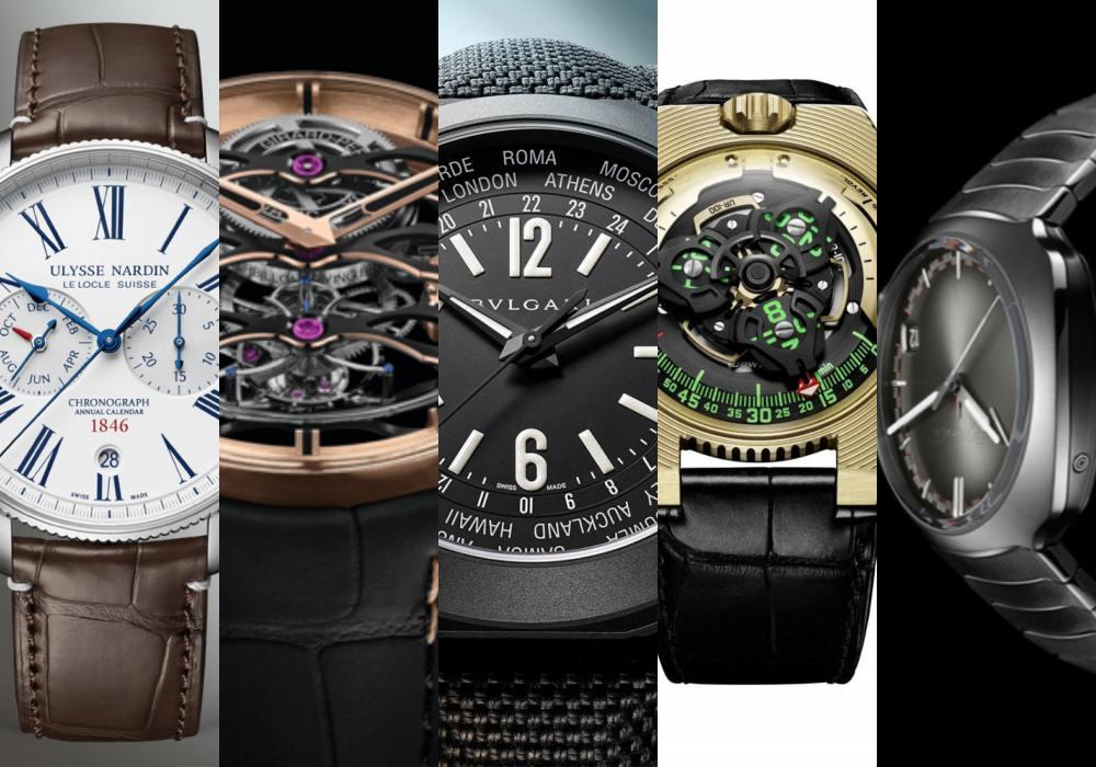 geneva watch days 2021 six cover - 一览 Geneva Watch Days 2021 最受瞩目的6款腕表
