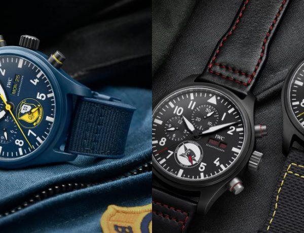 iwc schaffhausen cover 600x460 - IWC SCHAFFHAUSEN 飞行员系列再添 3款全新陶瓷材质计时腕表!