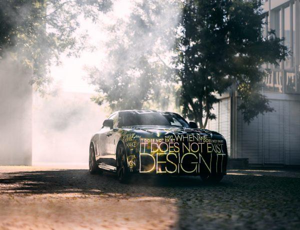 "rolls royce electric car 1 600x460 - [K's Exclusive] Rolls-Royce 历史性公告:推出纯电动车 ""闪灵""!"